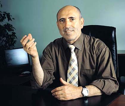 Kemal Sahin: Größter türkischer Arbeitgeber außerhalb der Türkei