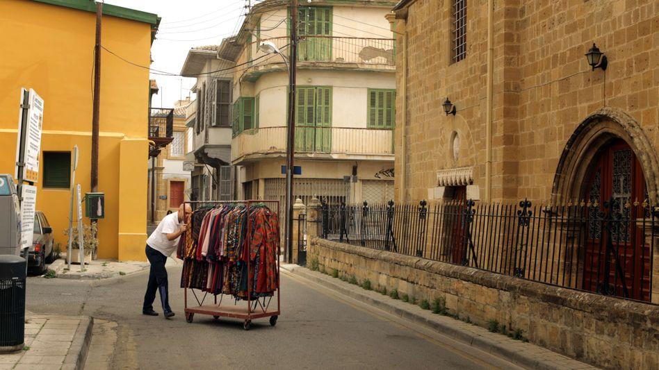 Altstadt von Zyperns Hauptstadt Nikosia: Das Land sorgt weiter für Unsicherheit