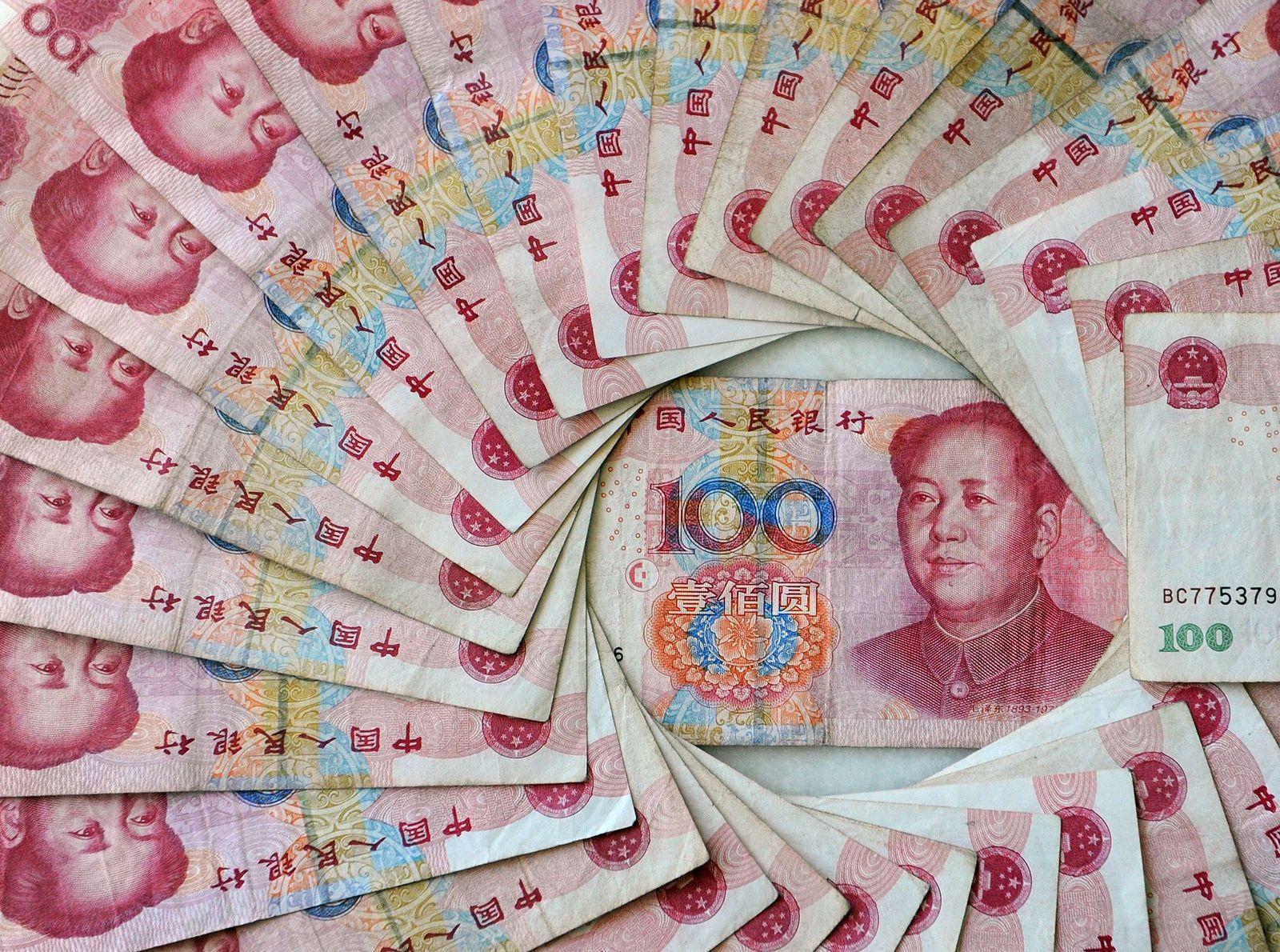china cic yuan renminbi