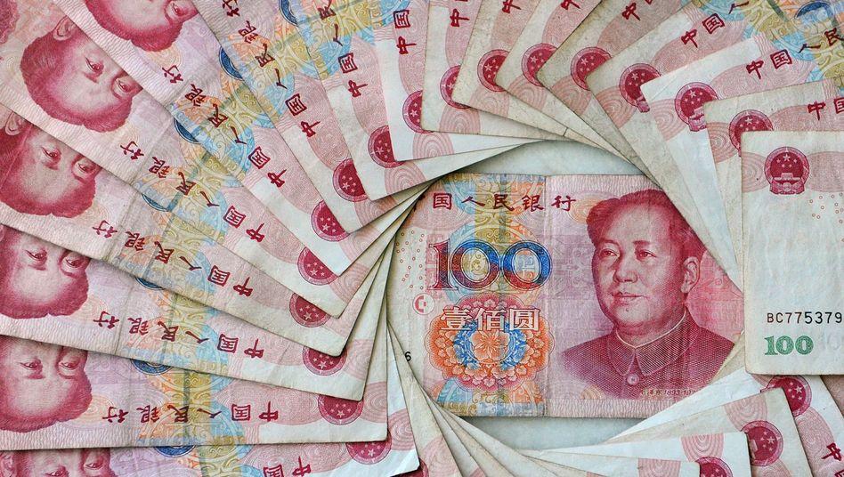 Volle Kasse: Chinas Staatsfonds CIC hat enorme Einkaufsmacht - und Interesse an einer Beteiligung an Daimler