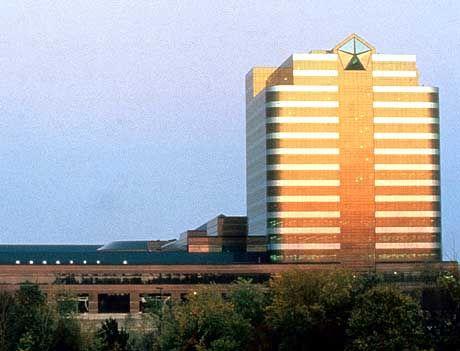 Produktions-Ausbau in den USA:Konzernzentrale der Chrysler Group in Auburn Hills