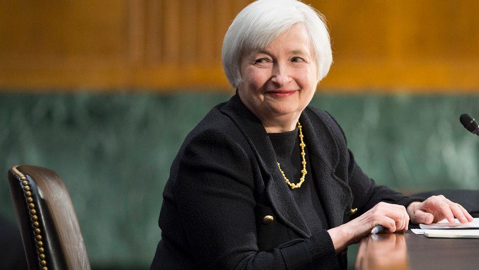 Neue Fed-Chefin: Janet Yellen folgt Ben Bernanke nach
