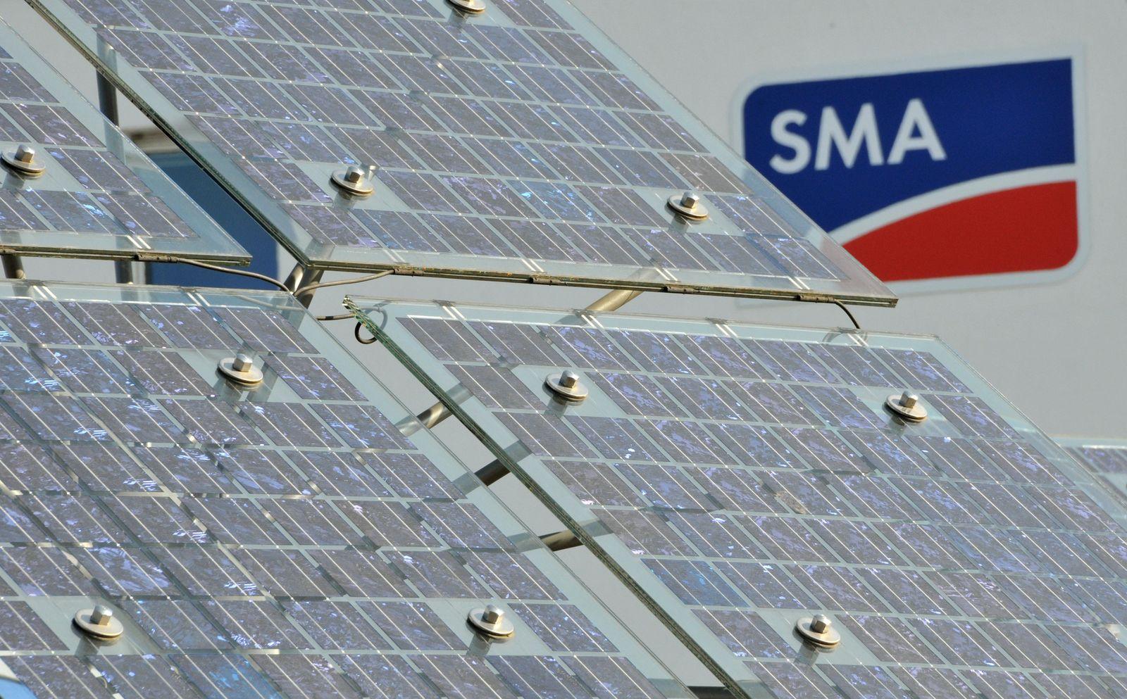 SMA Solar / Logo
