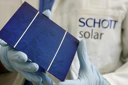 """""""Umwerfend schlechtes Umfeld"""": Schott Solar sagt seinen Börsengang ab. Bleibt in diesem Jahr nur noch die Bahn als IPO-Kandidat."""