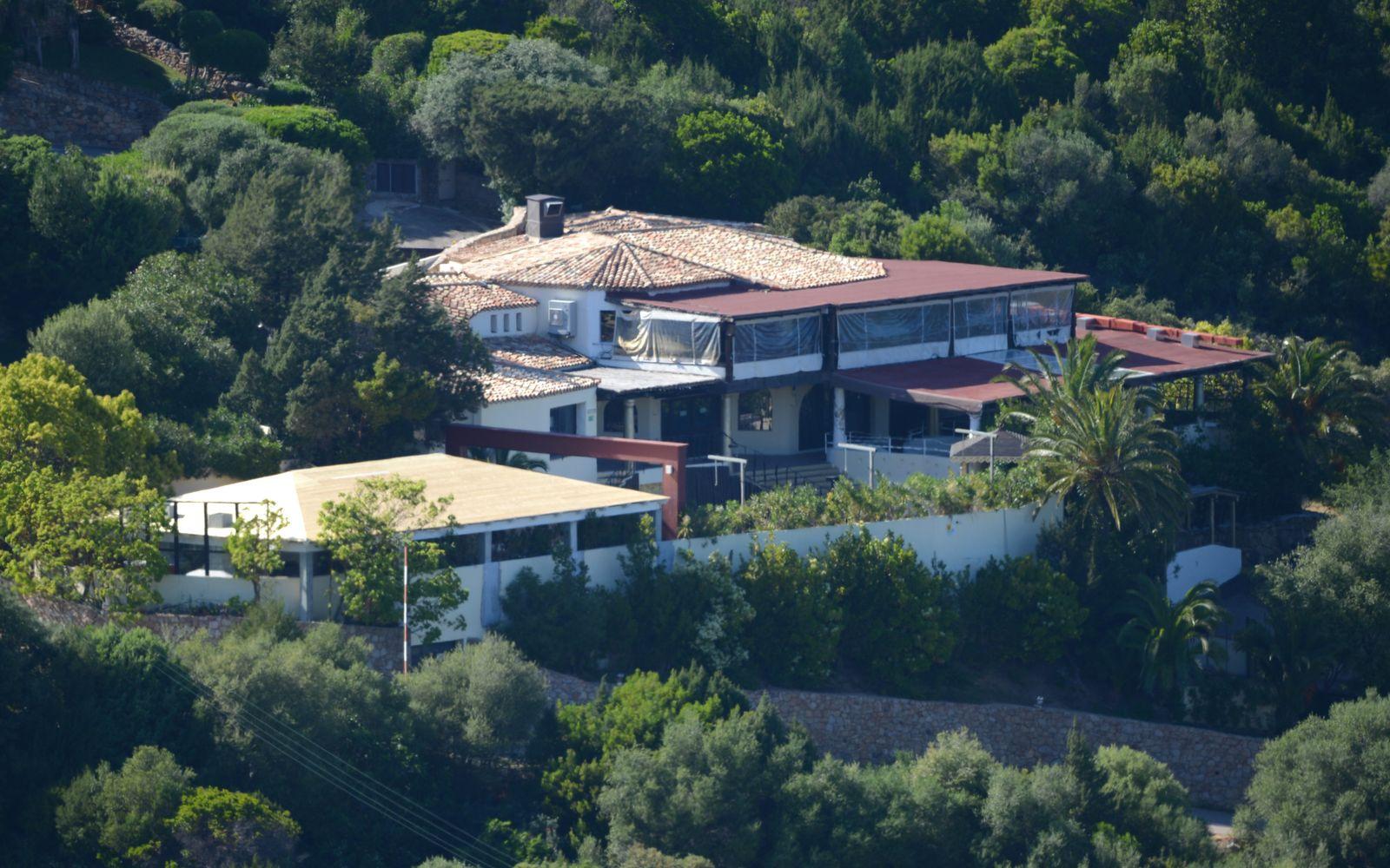 """Briatore-Nachtlokal """"Billionaire Club"""" auf Sardinien"""
