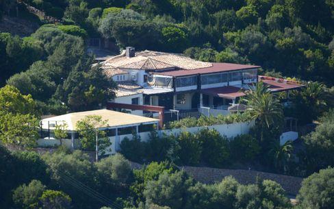 """Billionaire Club"" von Flavio Briatore in Porto Cervo (Sardinien)"