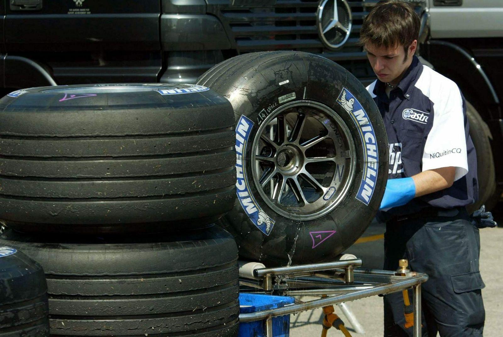 Formel 1-Reifen-Streit spitzt sich zu