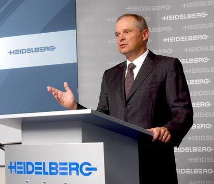 Heideldruck-Chef Schreier: Mit der Führungsriege braucht man kein Mitleid zu haben