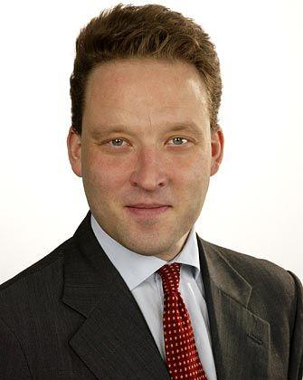 Matthias Zachert (38): Vorstand für Finanzen bei Lanxess