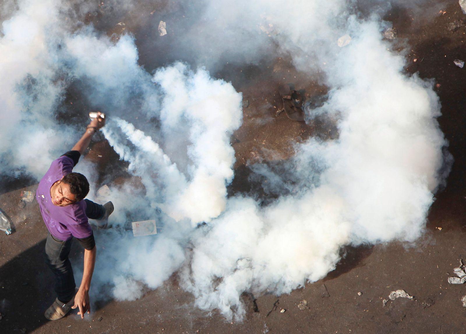 Ägypten / Proteste 21.11.11
