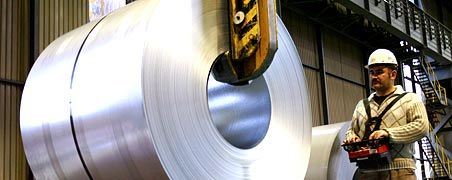 Die Nachfrage steigt: Die Industrie fragt zusehends mehr Stahl nach. ThyssenKrupp wird davon profitieren, sind Analysten überzeugt
