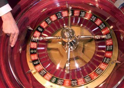 66 Millionen Euro Bruttospielertrag: Roulette-Kessel