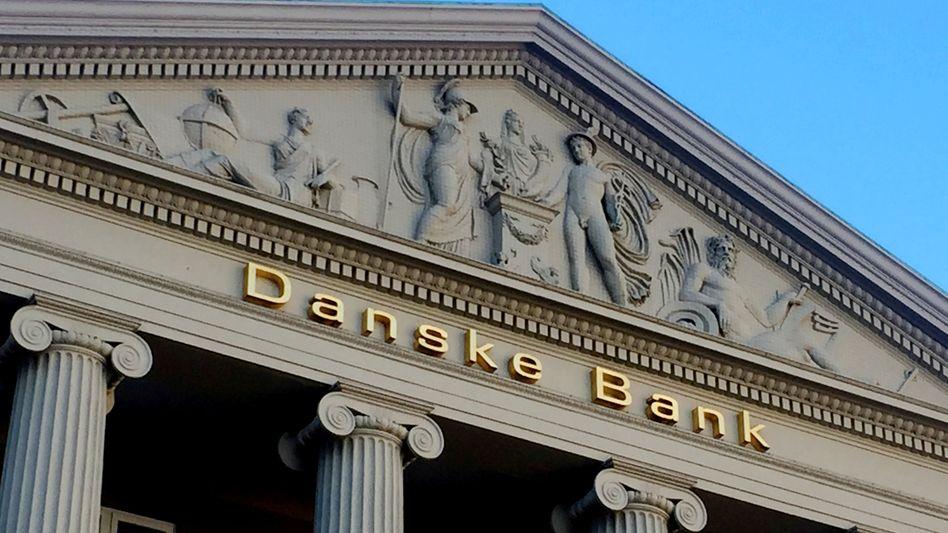 Danske Bank in Kopenhagen: Bis zu 150 Milliarden Euro sollen über die US-Tochter einer großen europäischen Bank gewaschen worden seien