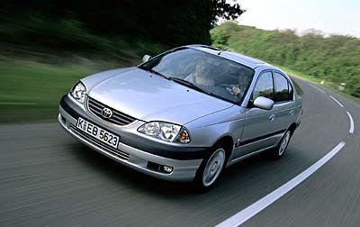 Avensis: Der Limousine mangelt es an Ausstrahlung  ein verwechselbarer Japaner