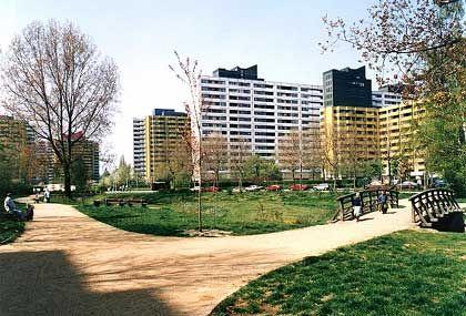 Im Fokus internationaler Investoren: Wohnimmobilien, hier in Berlin.