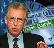 Lässt sich Zeit mit seiner Entscheidung: EU-Wettbewerbskomissar Mario Monti