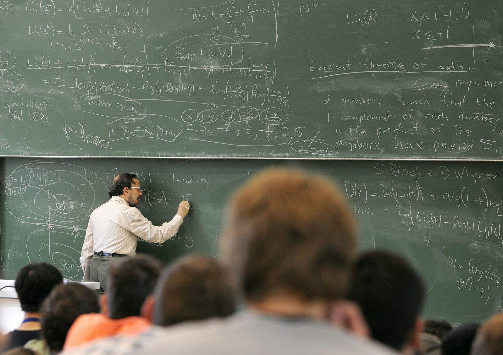 Mathematik/ Vorlesung