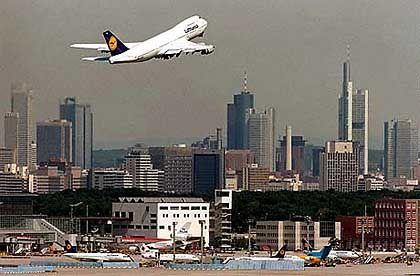 Lotsenstreik abgewendet:Lufthansa kann weiter abheben