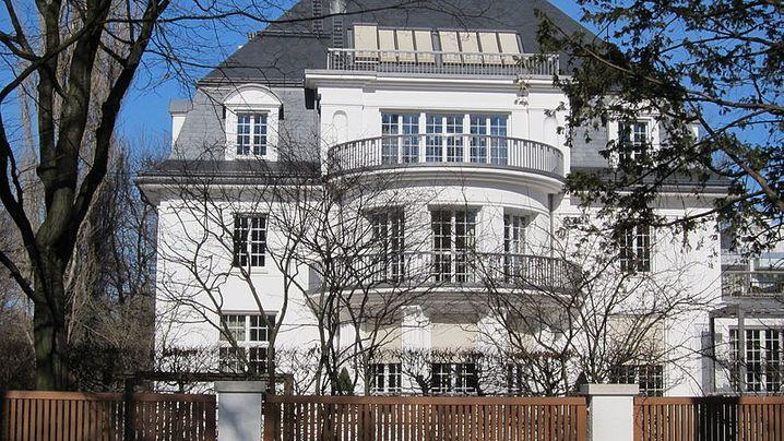 Von Thomas Mann bis Thomas Manns: Die bewegte Geschichte einer Promi-Villa
