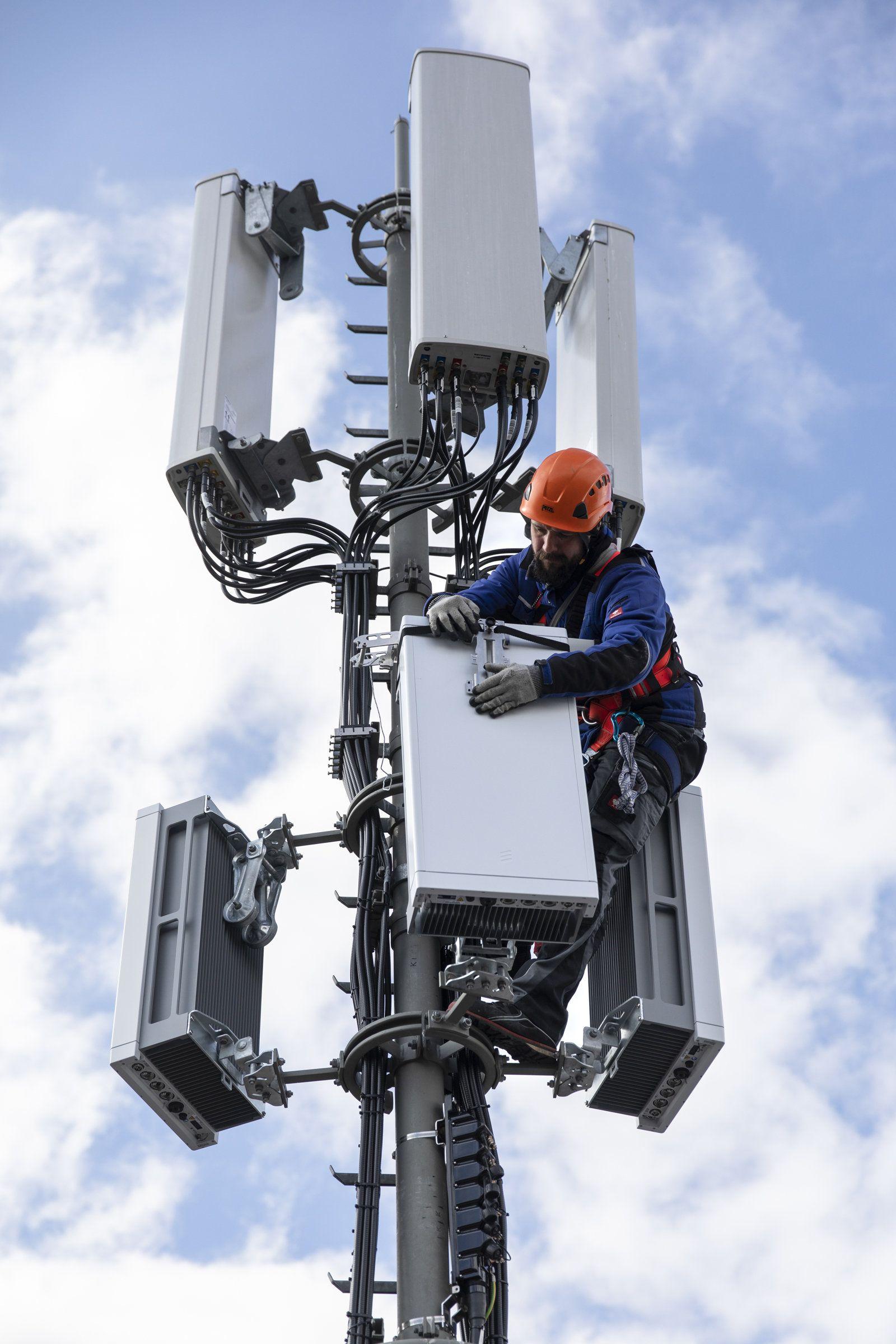 5G Ausbau in der Schweiz