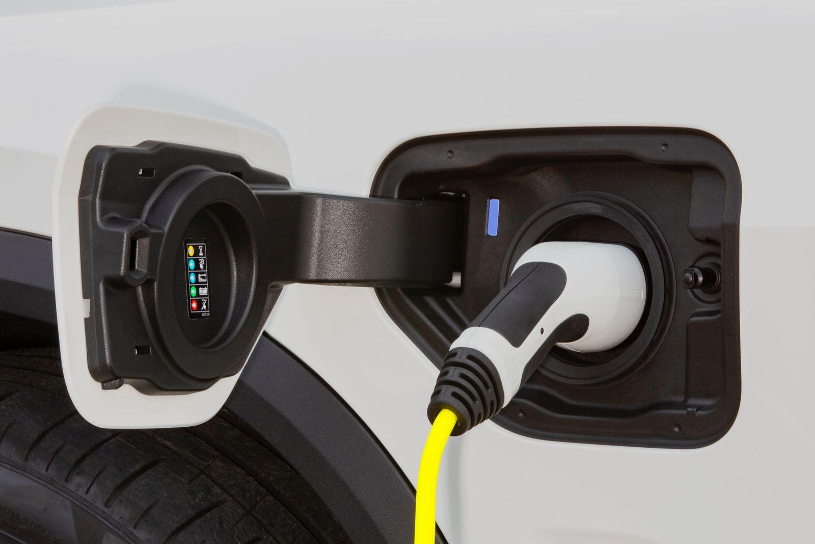 BMW X5 Plug in Hybrid / Ladekabel