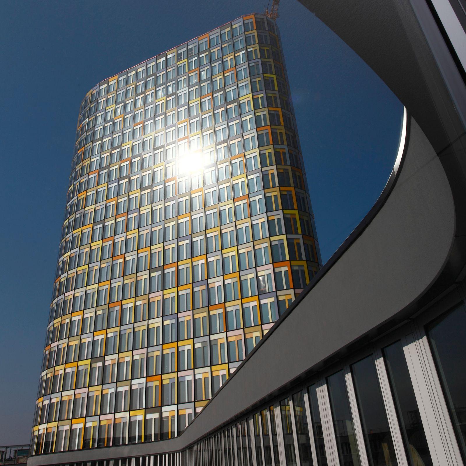 ADAC Neubau / Hochhaus