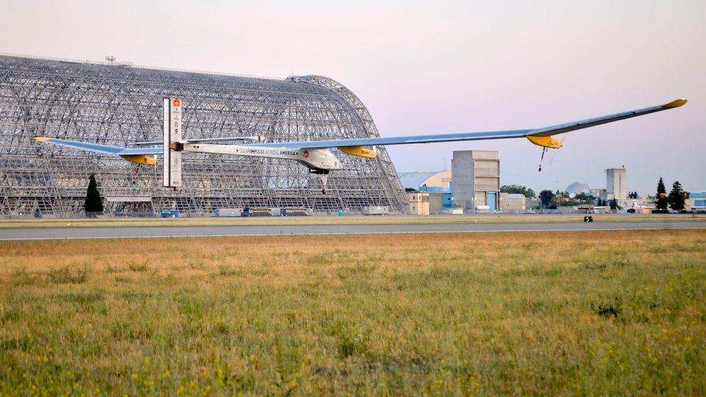 Hangar One: Was plant Google mit dem Stahlkoloss?