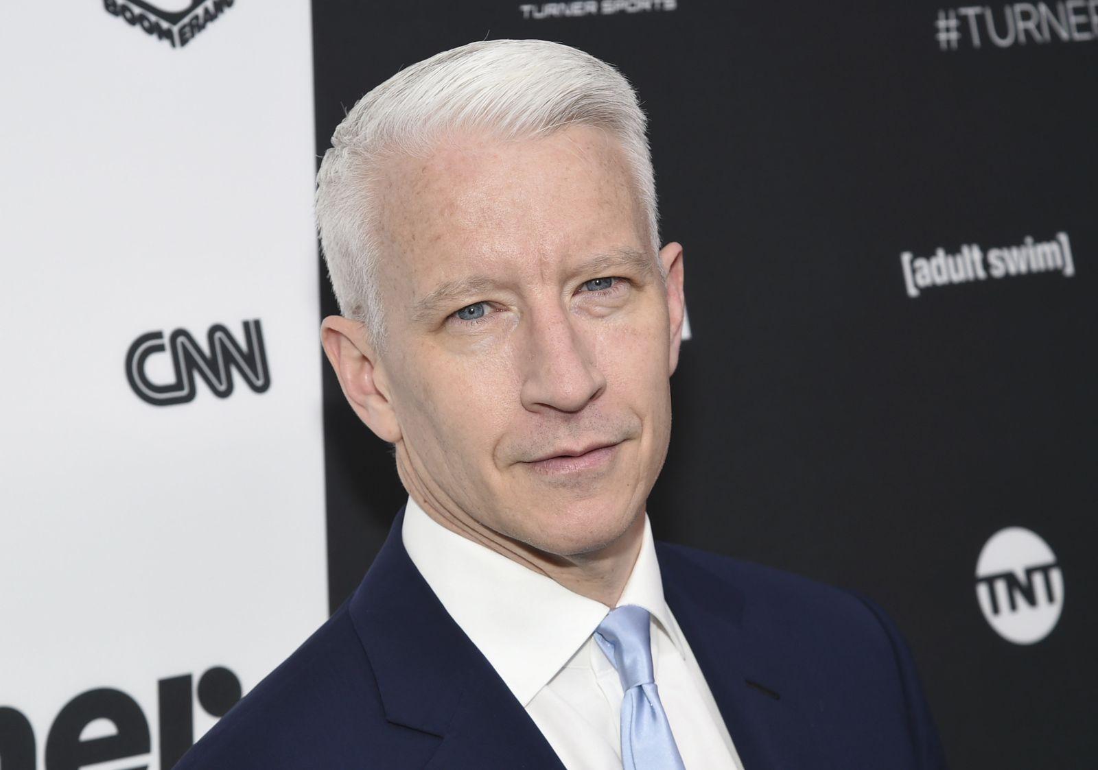 TV CNN Anderson Cooper