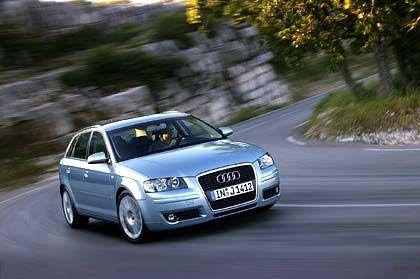 Geschickt platzierte Vier-Türen-Ausgabe des A3: Audi A3 Sportback