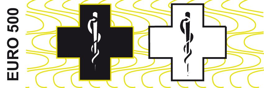 GRAFIK EURO 500 / 2012 / Gesundheitswesen