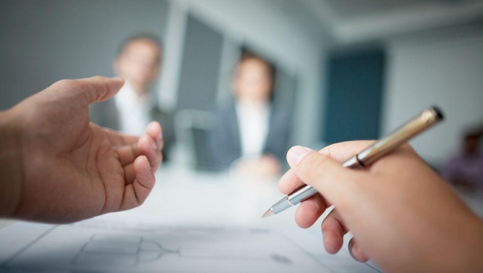Meeting: Was macht eigentlich die HR-Abteilung?
