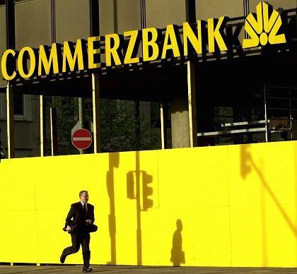 Langsam wird es ernst: Die Commerzbank nähert sich der Dresdner Bank