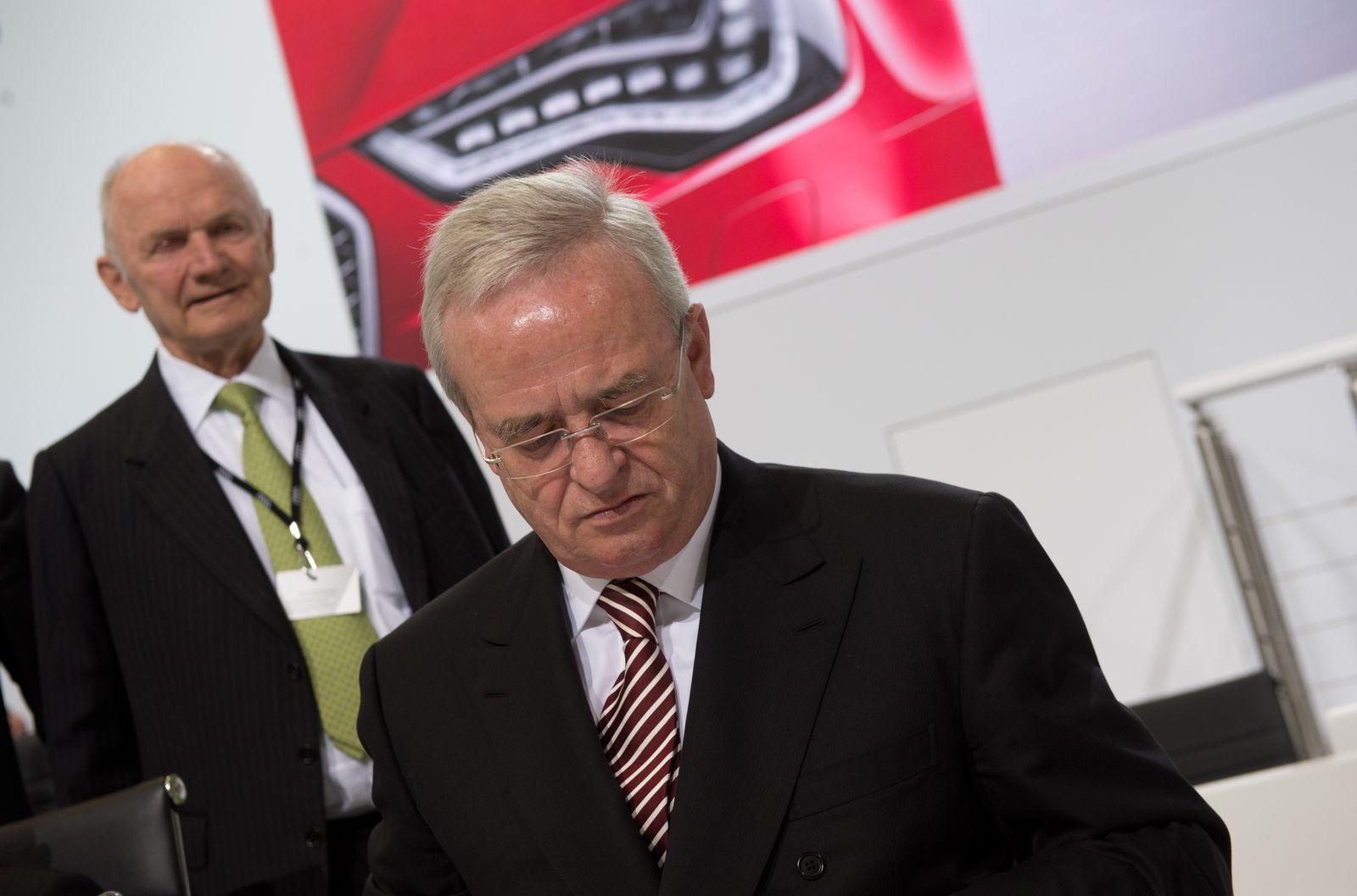 Hauptversammlung Audi