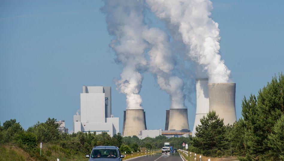 """Kohlekraftwerk in Sachsen: Unternehmen fordern """"verlässlichen Ausstiegspfad"""" aus der Kohleverstromung"""