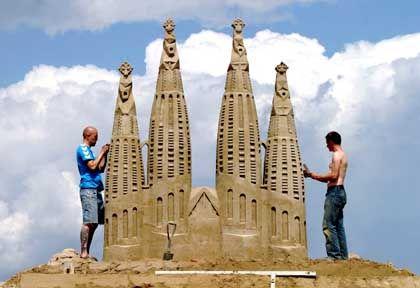 Architektenkarriere: Auf Sand gebaut?
