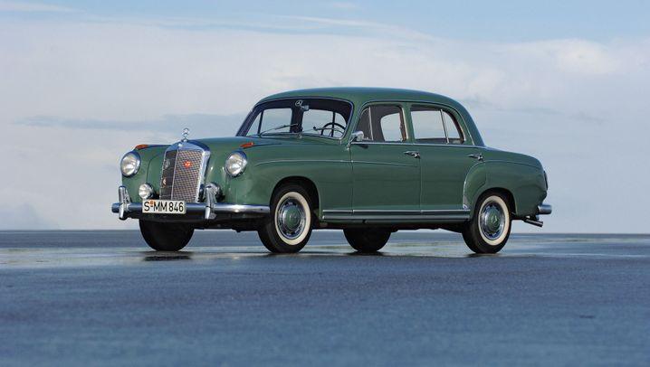 Mercedes S-Klasse: Die Baureihen im Überblick