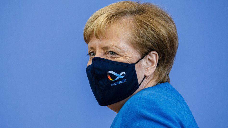 Angela Merkel: Die Kanzlerin hat als Krisenmanagerin deutlich nachgelassen. Außer Lockdown fällt ihr nicht viel ein