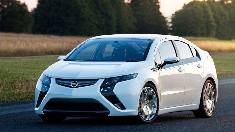"""Elektro-Antriebe sind """"in"""": Ob sie massentauglich werden, wie in diesem """"Opel Ampera"""", hängt von vielen Faktoren ab. Elektromotoren jedenfalls brauchen viel Kupferkabel. Wer sich bereits in der Frühphase der Elektromobilität positionieren möchte, kann mit einem Investment in einen Kupferproduzenten nicht falsch liegen - selbst wenn das Elektroauto kein Massenphänomen werden sollte."""