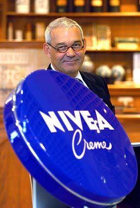 Beiersdorf-Chef Rolf Kunisch: 2005 noch höheres Wachstum als im Rekordjahr 2004