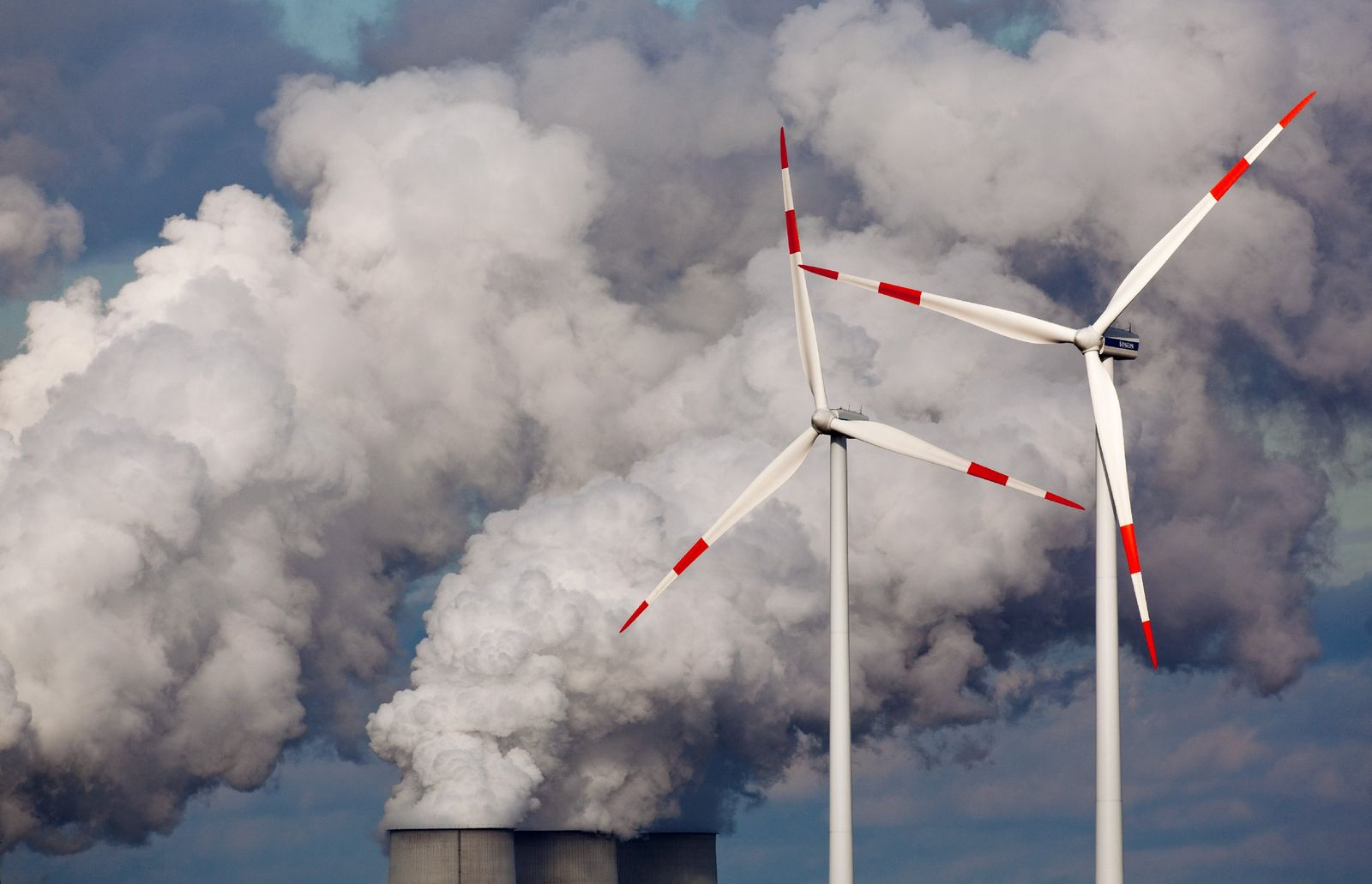 Erneuerbare Windenergie / Klima