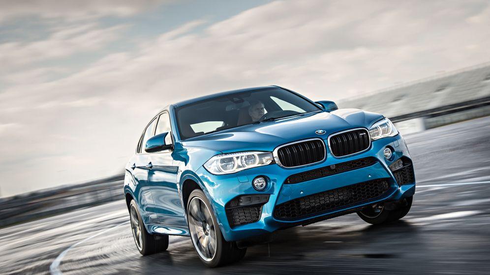 Autotest BMW M6: Wuchtbrumme in schick