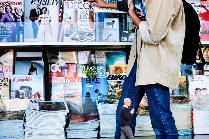 ... mehr Zeitschriften und Magazine ...