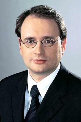 Muss gehen: CFO Björn Denhard