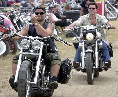 Harley-Biker: Kein Motorrad, sondern ein Lebensgefühl