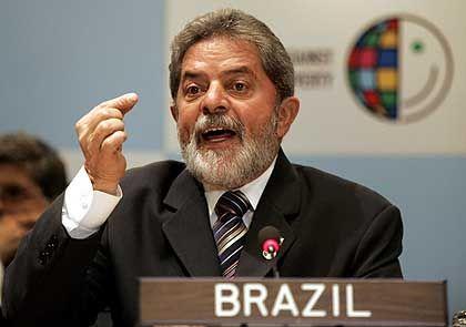 Liest der Wirtschaft die Leviten: Brasiliens Präsident Lula
