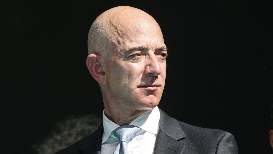 Immer Tag eins: Jeff Bezos, Gründer und CEO von Amazon.