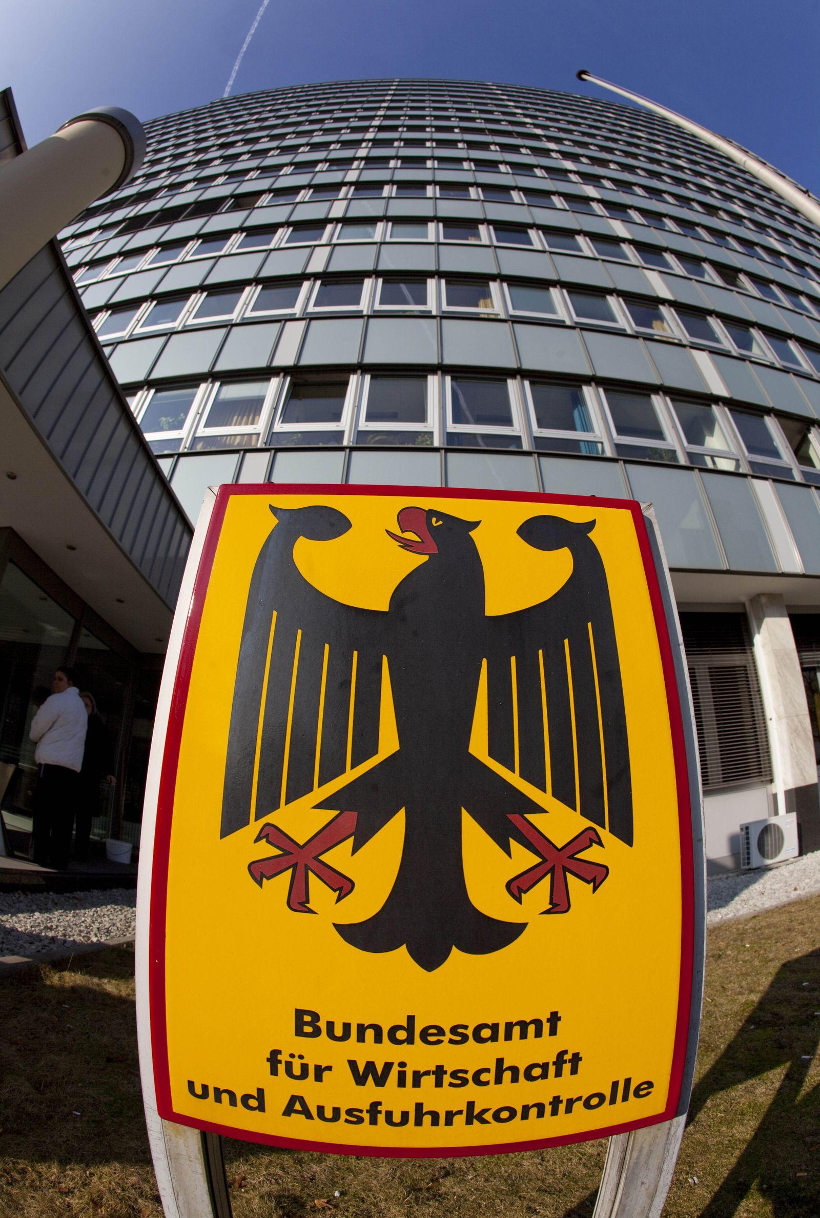 Bundesamt für Wirtschaft und Ausfuhrkontrolle (BAFA)