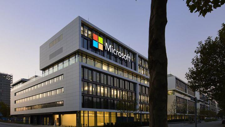 Neue Microsoft-Zentrale: Smarter worken in Schwabing