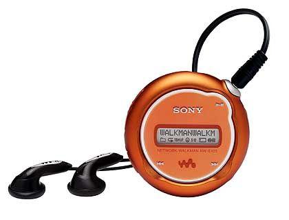 Sony Walkmen NW-E105: Wird erstmals auf der diesjährigen Cebit vorgestellt