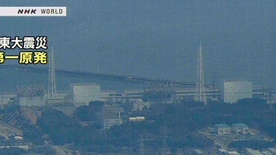 Fukushima I: Inzwischen sind vier Blöcke des Kernkraftwerks betroffen